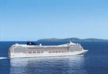 MSC Magnifica World Cruise